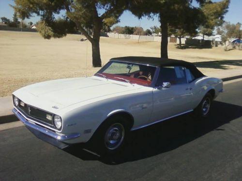 1968 Chevy Camaro Convertible for sale (AZ) - $55,000