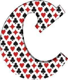 Poker bet 4 letters