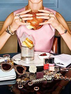 fast food fashion photo shoot - Google Search