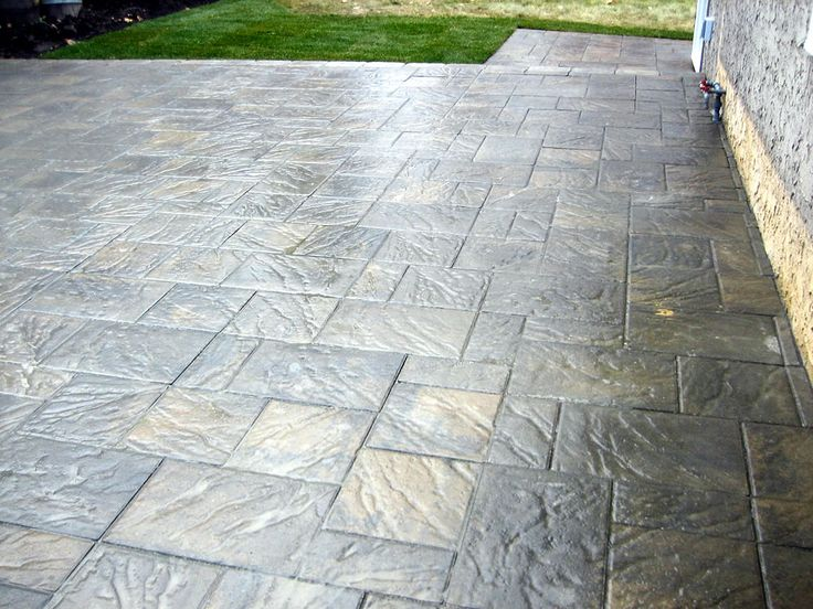 Patio Pavers Designs Pictures | Concrete Paver Patterns | Concrete Pavers  Guide