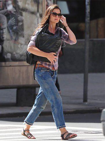 Shoes to wear with boyfriend jeans For Beauty #boyfriendjeans