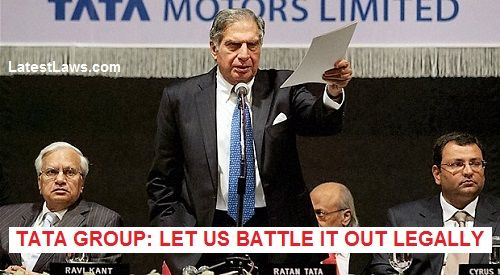 'Battle Royale' for Tata Sons Crown to be fought in Court Houses