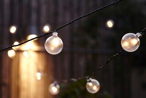 Guirlande lumineuse Guinguette LED