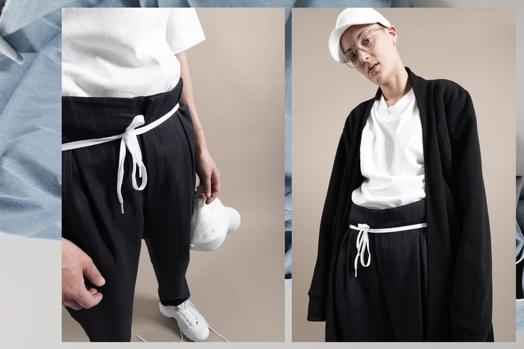 """Following the release of its inaugural surf-inspired collection, Amsterdam-based label DEZEEP has unveiled the Spring/Summer 2016 """"WAVES"""" editorial."""