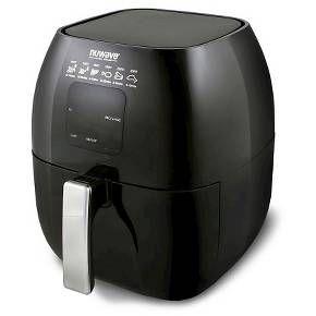 NuWave Brio Air Fryer - Black 36001 : Target