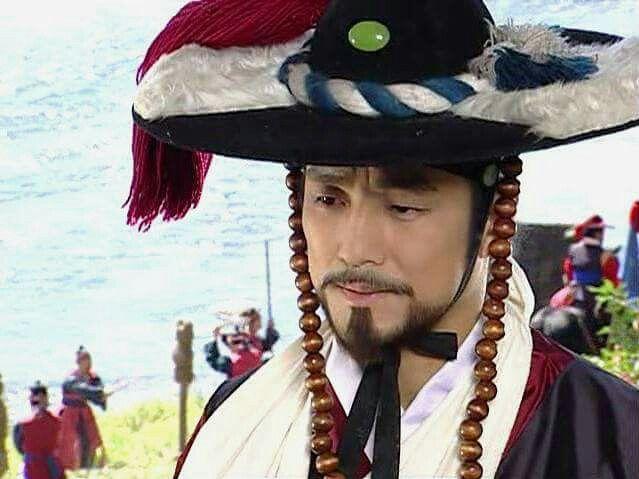 Ji Jin Hee - Dae Jang Geum