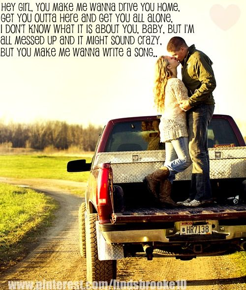 country songs to make love to