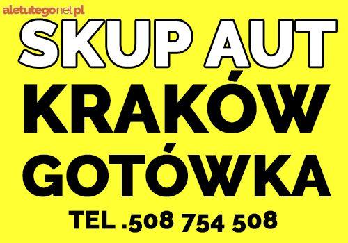skup aut Kraków , skup samochodów Kraków