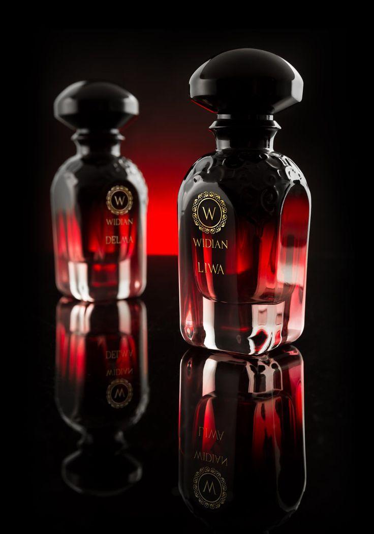 WIDIAN Velvet Collection: Delma and Liwa ~ Niche Perfumery ~ Fragrantica