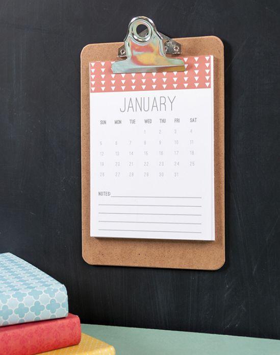 20 Calendarios originales y creativos para 2014