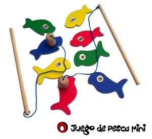 Juego De Pesca Mini Juego De Competencia Ideal Para Desarrollar La