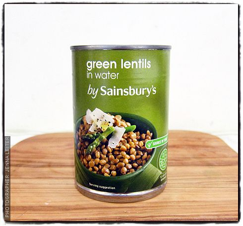 How To Cook Lentils From A Tin