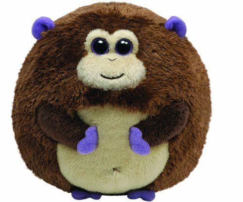 Ty Beanie Ballz - Bananas the Monkey TY Beanie Ballz http://www.amazon.com/dp/B004LYAL96/ref=cm_sw_r_pi_dp_z6rxub0HS8V2P