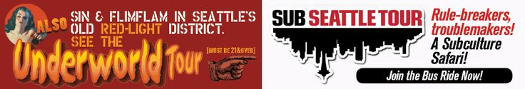 check out SUBSEATTLE! underground tour