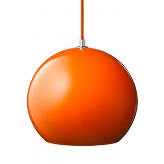 Would love this Topan Pendant Lamp in Orange for above the kitchen table!
