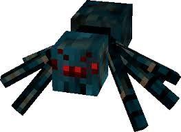 Cave spider girl minecraft