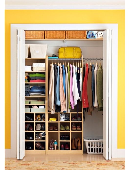 closet organization design - Home and Garden Design Ideas