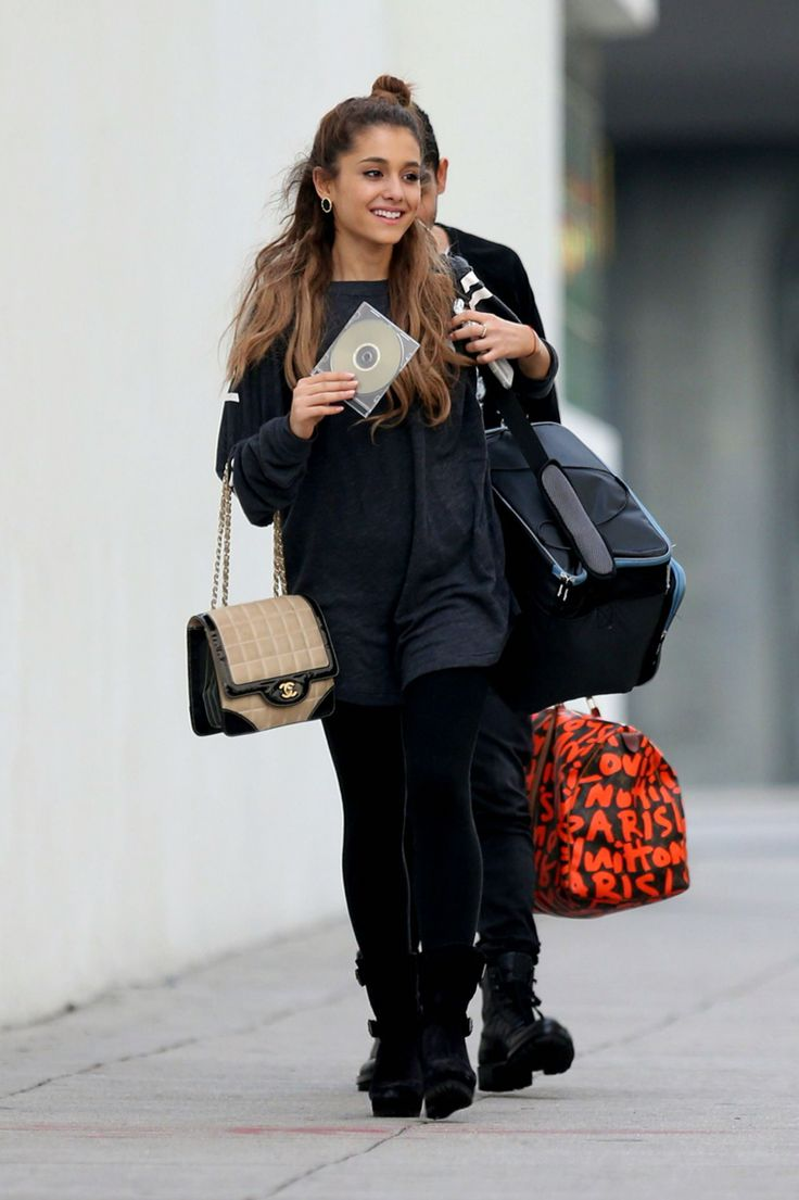 Ariana Grande Casual Outfits Tumblr