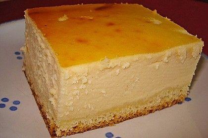 Der beste Käsekuchen der Welt