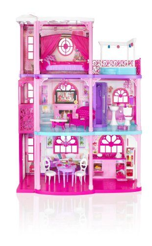 29 Best Images About Wooden Barbie House On Pinterest
