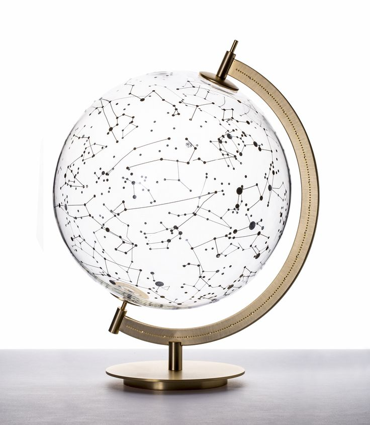 Constellation Globe. @intentjewellery