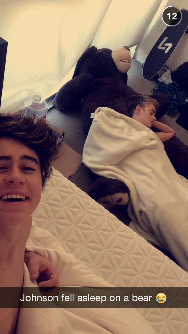 jack j johnson, nash grier
