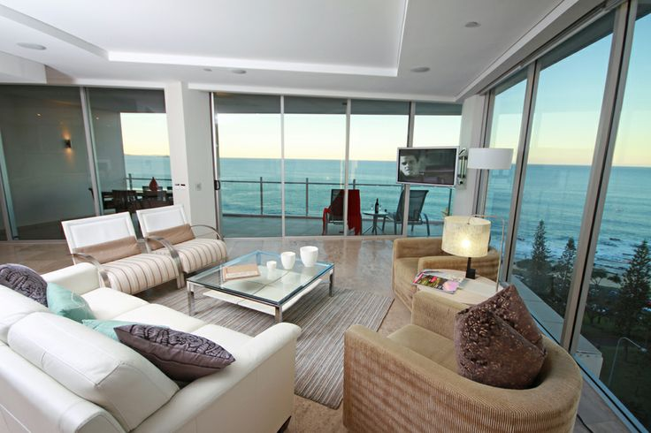 3 Bedroom Deluxe Lounge at Oceans Mooloolaba