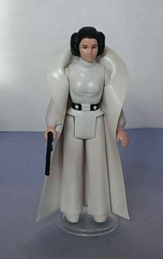 Vintage 1977 star wars princess leia organa vinyl cape gun ... Old Star Wars Princess Leia