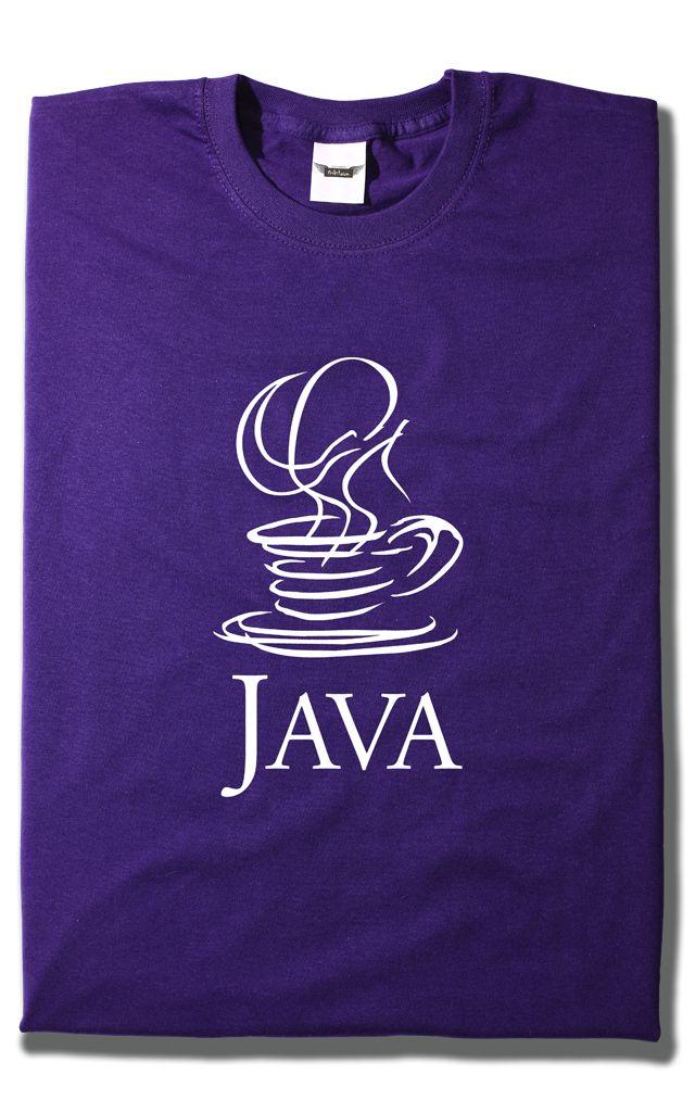 Camiseta Java v3