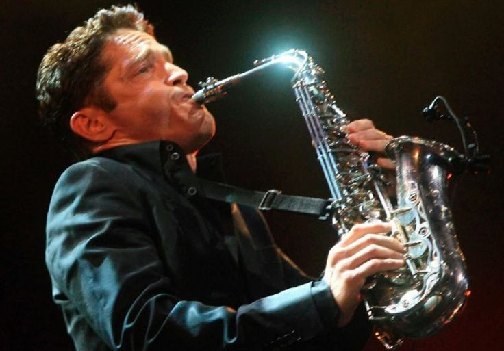 """Dave Koz -- 1963-Present -- Saxophone, Piano, Drums, and probably more.  Dave's another amazing musician who probably wouldn't even remember me but made a huge impression back """"in the day.""""  Link takes you to an AWESOME live concert he did in Tver in 2008."""