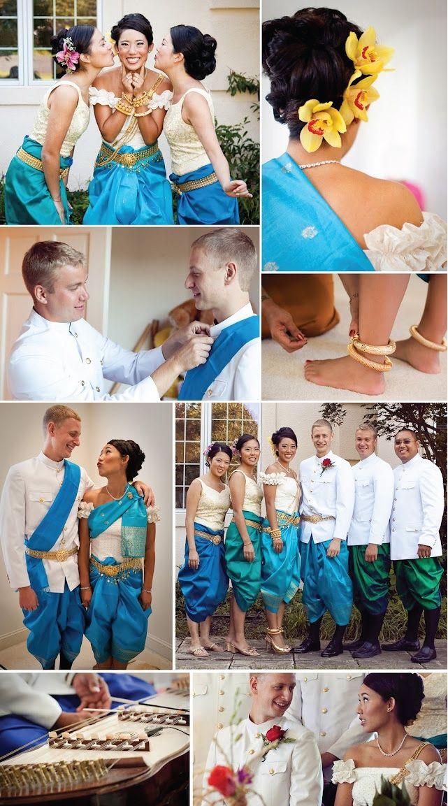 Cambodian Wedding Romance by Carmen Wang