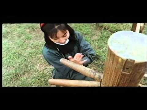 Cecilia Wong Training in WING CHUN