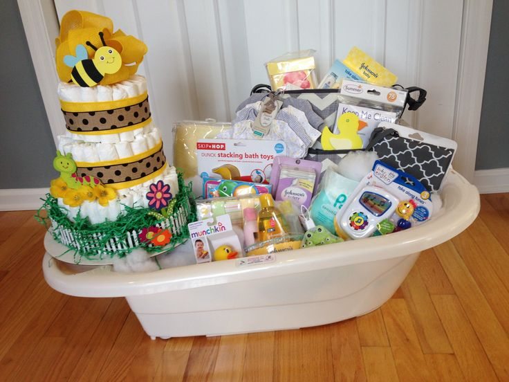 17 best images about baby diaper tub on pinterest baby showers hooded towe. Black Bedroom Furniture Sets. Home Design Ideas