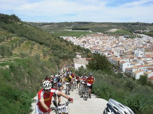 101 km race in Ronda, Malaga (Andalusia, Spain). Second weekend of May. Awesome for bike lovers and travellers!