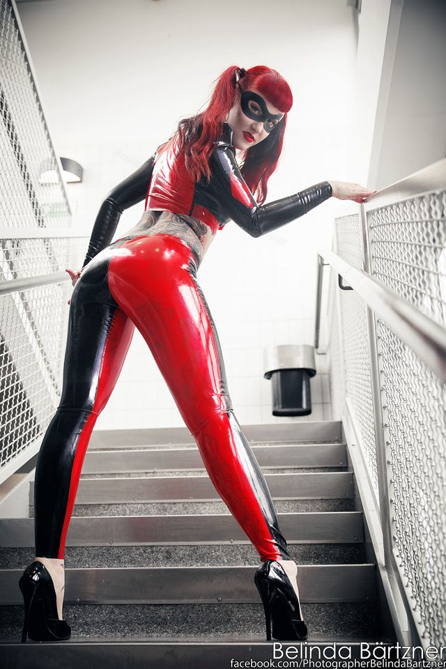 Elegyellem Harley Quinn I By Belindabartzner Deviantart