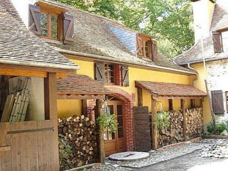 House For Sale In Pau France Restored Water Mill With A