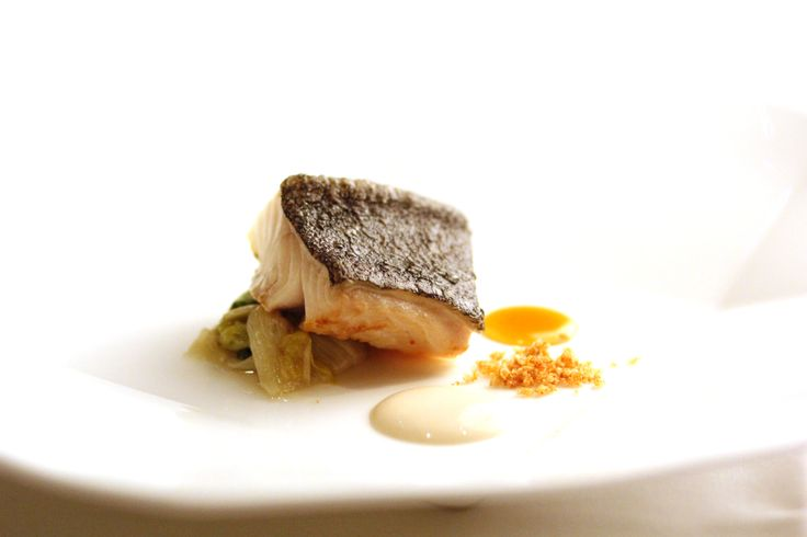 Black Cod: fish mayo