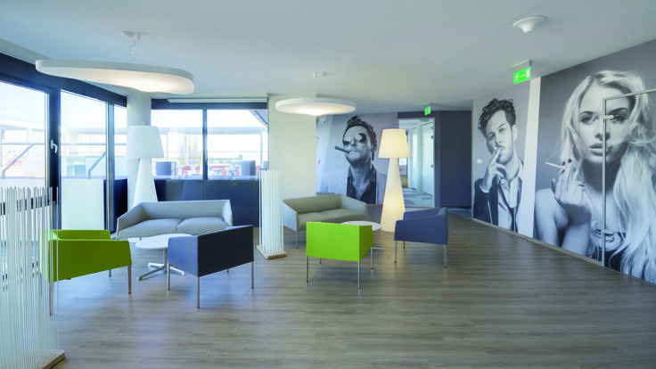 Thrilled to announce Gerflor's forthcoming relaunch and rebranding of their LVT creation 55 and creation 70 ranges