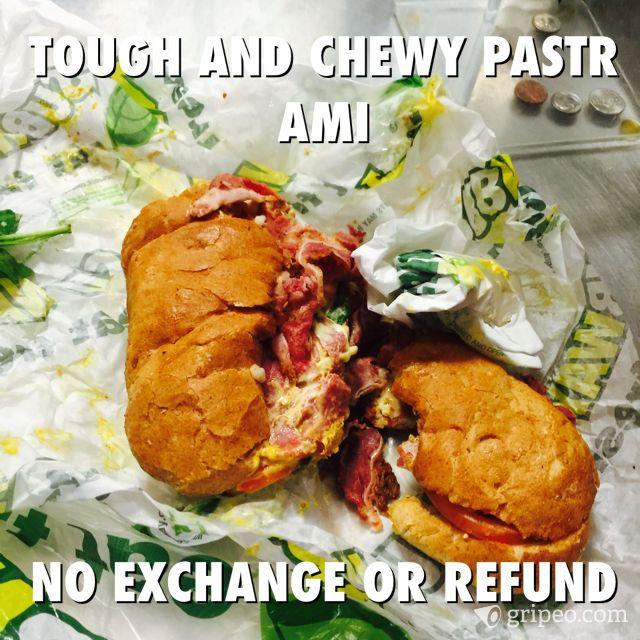 Check out this Subway #meme via gripeo.com