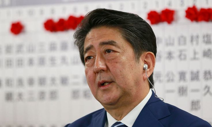 FOX NEWS: Japanese Prime Minister Abe heads to impressive election win