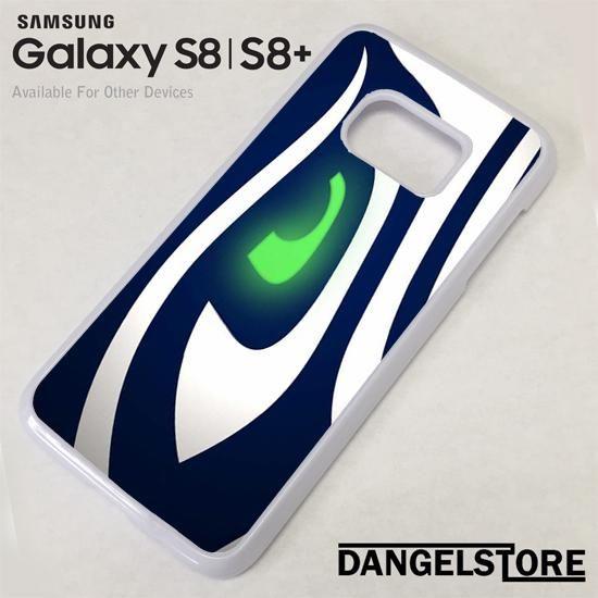 seahawks eye For Samsung S8   S8 Plus Case