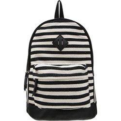 Even&Odd Plecak black/white