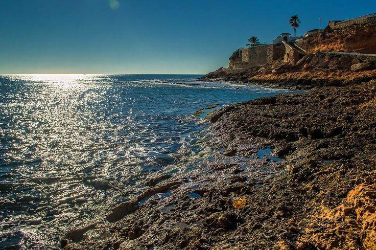 A view towards Cabo Roig