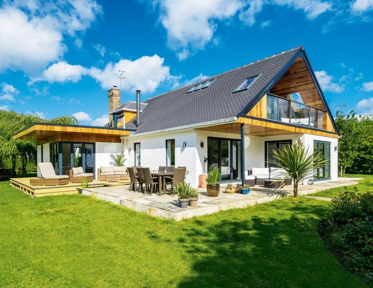 Single Storey Extensions Design Ideas | Homebuilding & Renovating