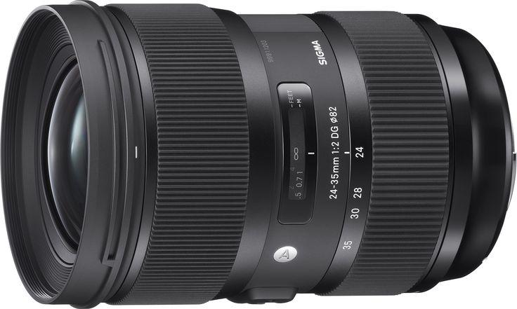 Sigma 24-35mm F2.0 Art DG HSM Lens for Nikon