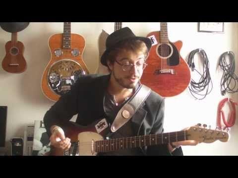 Brown Sugar (Rolling Stones) Part 1/2 - Cours de guitare + TABS - YouTube