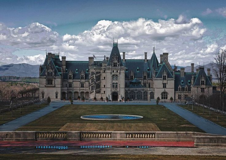 Photo I took of the Biltmore few years ago. Took about an hour to clone out all of the tourist bleh... #biltmore #mansion #asheville  #android  #instagood  #instagrammers #instalove #instamood #followme #iphoneography #androidography #filter #igaddict #bestoftheday  #snapshot #art #beautiful #instagood #picoftheday #exposure #moment #nikon #vscocam #film #vsco #sunrise #clouds #lookslikefilm #morning #kodak #stilllife by shawnrphotography