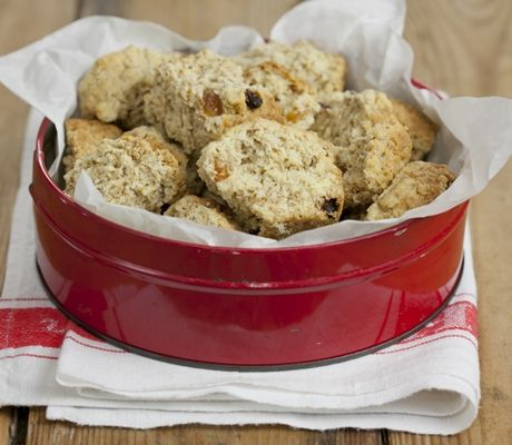 Coconut Oats rusks