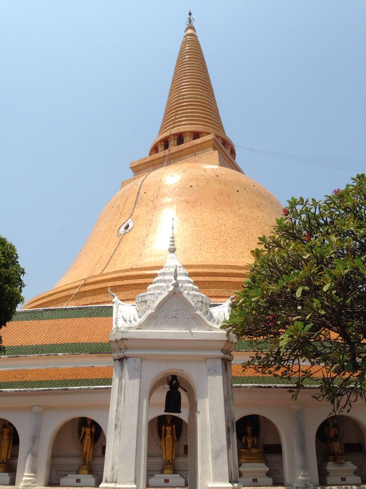 First pagoda TH