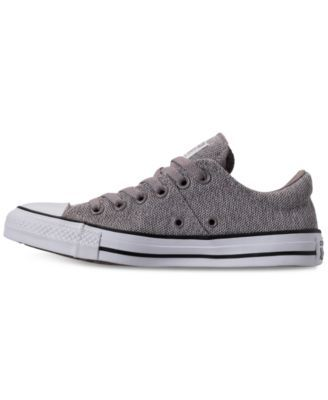 c657408161e6 Converse Women s Chuck Taylor Madison Casual Sneakers from Finish Line -  Gray 10